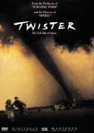 Twister - DVD cover (xs thumbnail)