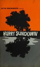 Hurry Sundown - Movie Poster (xs thumbnail)