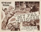 My Pal Trigger - Re-release poster (xs thumbnail)