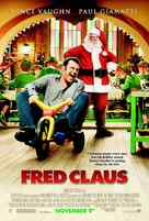 Fred Claus - Movie Poster (xs thumbnail)