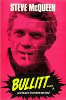 Bullitt - British Movie Poster (xs thumbnail)