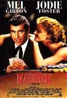 Maverick - Spanish Movie Poster (xs thumbnail)
