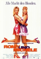 Romy and Michele's High School Reunion - German Movie Poster (xs thumbnail)