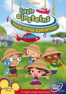 """Little Einsteins"" - British DVD cover (xs thumbnail)"