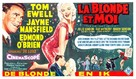 The Girl Can't Help It - Belgian Movie Poster (xs thumbnail)