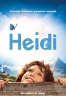 Heidi - Portuguese Movie Poster (xs thumbnail)