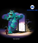 Monsters Inc - Movie Poster (xs thumbnail)