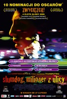 Slumdog Millionaire - Polish Movie Poster (xs thumbnail)