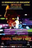 Slumdog Millionaire - Polish Movie Poster (xs thumbnail)