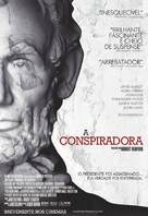 The Conspirator - Portuguese Movie Poster (xs thumbnail)
