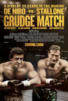 Grudge Match - British Movie Poster (xs thumbnail)