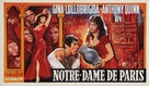 Notre-Dame de Paris - Belgian Movie Poster (xs thumbnail)