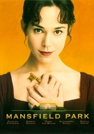 Mansfield Park - DVD movie cover (xs thumbnail)