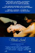 Blue Velvet - Brazilian Movie Poster (xs thumbnail)