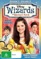"""""""Wizards of Waverly Place"""" - Australian DVD cover (xs thumbnail)"""