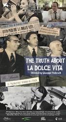 La Verità Su La Dolce Vita - Italian Movie Poster (xs thumbnail)