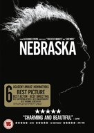 Nebraska - British Movie Cover (xs thumbnail)