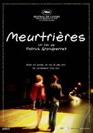 Meurtrières - Belgian Movie Poster (xs thumbnail)