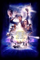 Ready Player One - Czech Movie Cover (xs thumbnail)