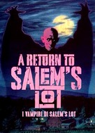 A Return to Salem's Lot - Italian Movie Cover (xs thumbnail)