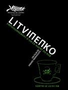Rebellion: The Litvinenko Case - French Movie Poster (xs thumbnail)