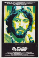 Serpico - Argentinian Movie Poster (xs thumbnail)