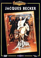 Ali Baba et les quarante voleurs - French DVD movie cover (xs thumbnail)