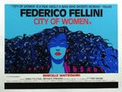 La città delle donne - British Movie Poster (xs thumbnail)