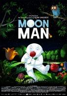 Der Mondmann - Irish Movie Poster (xs thumbnail)