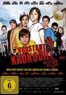 Die Vorstadtkrokodile - German DVD cover (xs thumbnail)