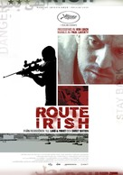 Route Irish - Swedish Movie Poster (xs thumbnail)