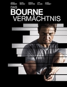 The Bourne Legacy - German Blu-Ray cover (xs thumbnail)