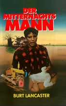 The Midnight Man - German DVD cover (xs thumbnail)