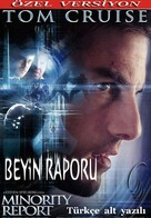 Minority Report - Turkish Movie Cover (xs thumbnail)