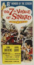 The 7th Voyage of Sinbad - Movie Poster (xs thumbnail)