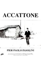 Accattone - French Movie Poster (xs thumbnail)
