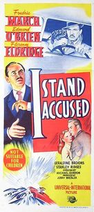 An Act of Murder - Australian Movie Poster (xs thumbnail)