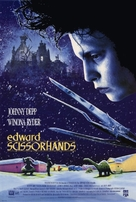 Edward Scissorhands - Movie Poster (xs thumbnail)