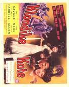 Klondike Kate - Movie Poster (xs thumbnail)