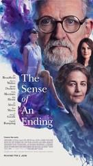 The Sense of an Ending - Norwegian Movie Poster (xs thumbnail)