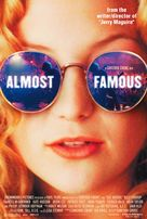 Almost Famous - Theatrical movie poster (xs thumbnail)