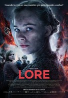 Lore - Argentinian Theatrical poster (xs thumbnail)