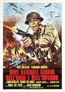 Aquel maldito día - Italian Movie Poster (xs thumbnail)