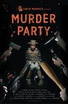 Murder Party - Movie Poster (xs thumbnail)