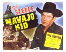 The Navajo Kid - Movie Poster (xs thumbnail)