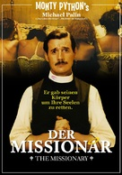 The Missionary - German Movie Poster (xs thumbnail)