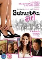 Suburban Girl - British DVD cover (xs thumbnail)