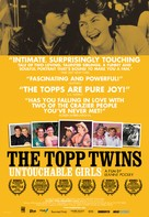 The Topp Twins: Untouchable Girls - Movie Poster (xs thumbnail)
