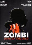 Dawn of the Dead - Italian DVD cover (xs thumbnail)
