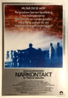 Close Encounters of the Third Kind - Swedish Movie Poster (xs thumbnail)